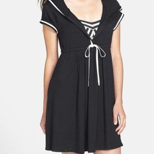 Robin Piccone Victoria Hooded Beach Cover Up